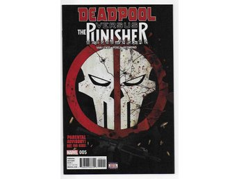 Deadpool vs. The Punisher # 5 NM Ny Import