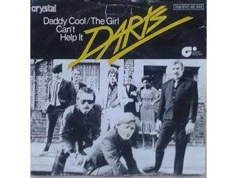 Darts title* Daddy Cool / The Girl Can't Help It* Rock & Roll, Doo Wop  7""