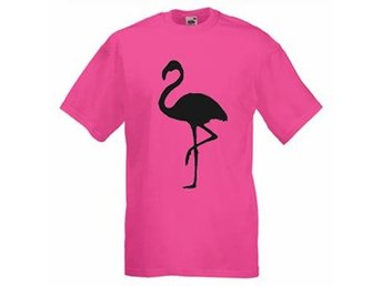 Flamingo / Rosa - S (T-shirt)