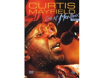 Mayfield Curtis: Live at Montreux 1987 (DVD)