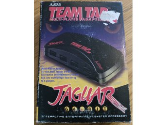 Team Tap Atari Jaguar