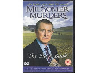 Midsomer Murders The Black Book 2009 DVD