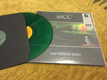 MCC Magna Carta Cartel The Demon King Green Vinyl Ltd 400 ex