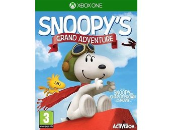 Snobben - Snoopy's Grand Adventure  - Xbox One