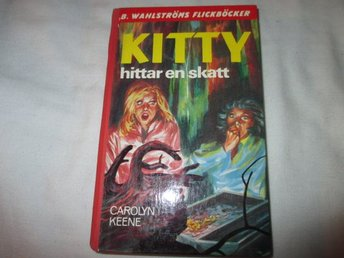 Carolyn Keene - KITTY hittar en skatt /nr 1716, 1717