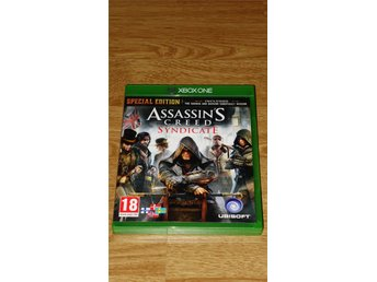 Assassins Creed - Syndicate - Xbox One