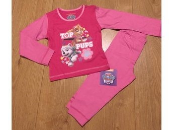 ~Nytt ~ Paw Patrol Pyjamas Stl 3-4 år ~ London UK~