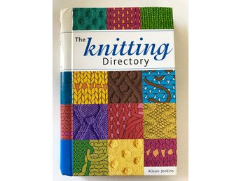 THE KNITTING DIRECTORY Alison Jenkins 2004