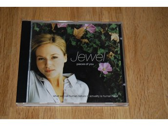 Cd Jewel - pieces of you