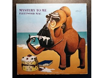 "FLEETWOOD MAC  ""Mystery to me"" Gatef.  1973  US import"