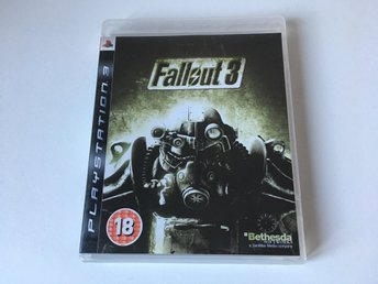 PS3: Fallout 3 - Playstation 3 - Bethesda