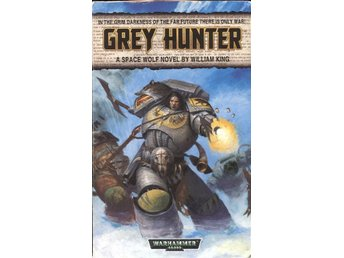 Warhammer 40000 - Grey Hunter