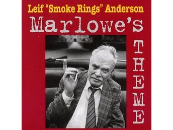 Anderson Leif Smoke Rings: Marlowe's theme (CD)