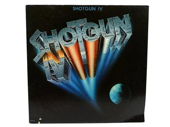 Shotgun - Shotgun IV MCA-3201 LP 1980