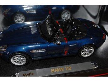 BMW .Z8 -1:18 - Skurup - BMW .Z8 -1:18 - Skurup