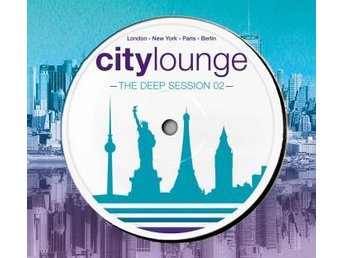 City Lounge - Deep Session 02 (4CD)