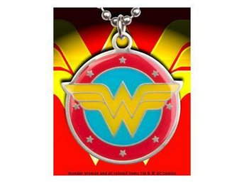 Wonder Woman Halsband Colour