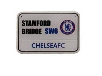 Chelsea Pin Street sign