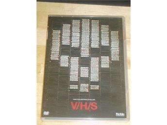 VHS - Skräckfilm på DVD (svensktextad, OOP) - Tanumshede - VHS - Skräckfilm på DVD (svensktextad, OOP) - Tanumshede
