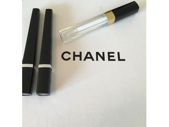 Chanel Plumping läppglans & 2 eyeliners