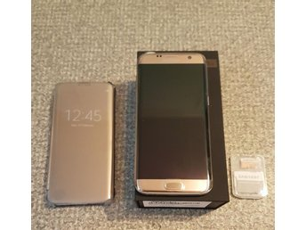 Galaxy S7 Edge 32GB Guld Platinum OLÅST