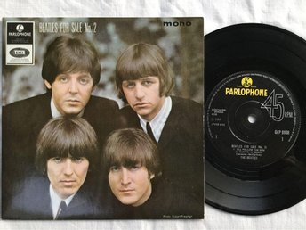 Beatles-For sale No. 2 (GEP 8938)