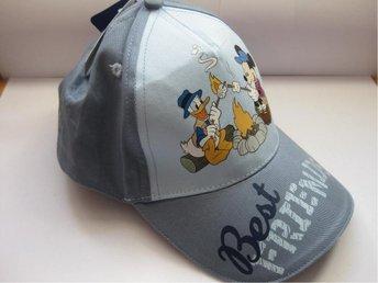 Disney Klubbhus Barn Keps Hat cap - Musse Kalle Grå blå THN - Uddevalla - Disney Klubbhus Barn Keps Hat cap - Musse Kalle Grå blå THN - Uddevalla