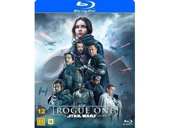 Rogue One- A Star Wars story. Blu-Ray. NY