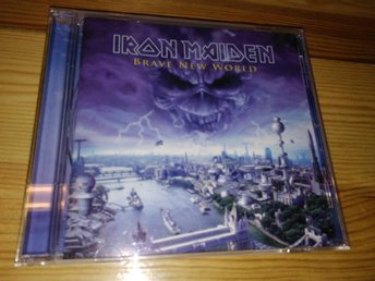 Iron Maiden - Brave New World, CD