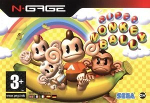 Super Monkey Ball (Beg)