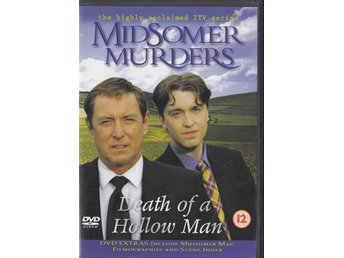 Midsomer Murders Death of a Hollow Man 1997 DVD
