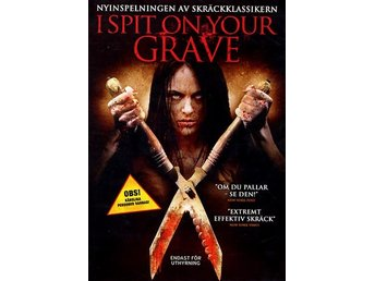 I spit on your grave (DVD)