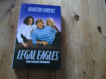 LEGAL EAGLES MARTIN OWENS INBUNDEN MED OMSLAG