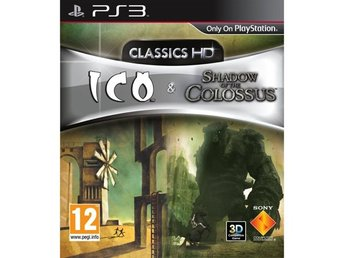 Ico & Shadow Of The Colossus HD Collection - Playstation 3