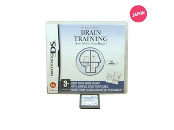 Dr. Kawashima's Brain Training: How Old Is Your Brain? (EUR / DS)