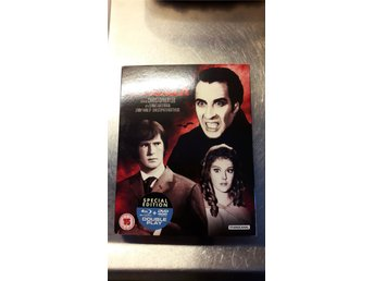 Scars of Dracula blu-ray + dvd
