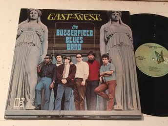 THE BUTTERFIELD BLUES BAND east-west LP  US ELEKTRA EKS 7315 SP
