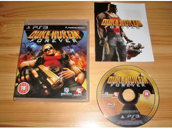 PS3: Duke Nukem Forever