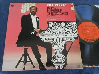 BILL COSBY - Is not himself these days RAT OWN, Capitol LP 1976 USA