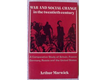 War and social change in the twentieth century