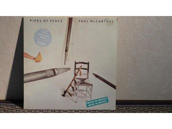 Paul mcCartney - Pipes of peace - Analogt album