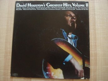 LP David Houston´s Greatest hits Vol. II
