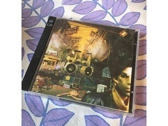 PRINCE - SIGN O THE TIMES dubbel-CD ospelad