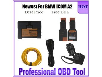 2016 BMW ICOM A2+B+C Diagnostic & Programming Tool ICOM A2 For BMW ICOM A2 - Särna - 2016 BMW ICOM A2+B+C Diagnostic & Programming Tool ICOM A2 For BMW ICOM A2 - Särna