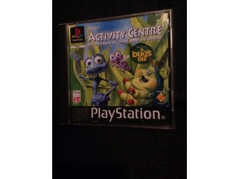 Ps1: Disney ( bugs ) activity centre - explore a World of creative games