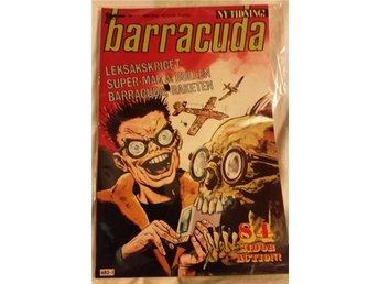 Barracuda nr 1 1990 Förstanummer - Emmaboda - Barracuda nr 1 1990 Förstanummer - Emmaboda