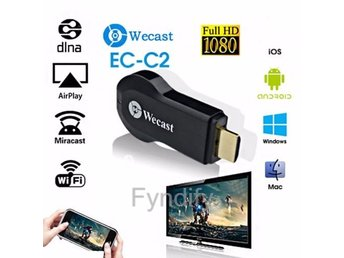AirPlay Dongle 1080P HDMI Wifi Cast