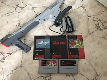 Nintendo Scope SNES SCN