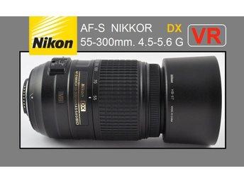 AF-S NIKKOR 55-300mm. 1:4.5-5.6 G VR DX - Sturkö - AF-S NIKKOR 55-300mm. 1:4.5-5.6 G VR DX - Sturkö