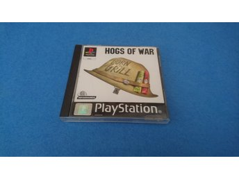 PS1 Playstation Hogs of War